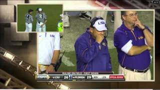 Download LSU Beats UF with Fake Field Goal 2010 Video
