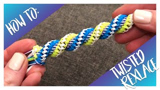 Download How To: Twisted Rexlace Keychain Video