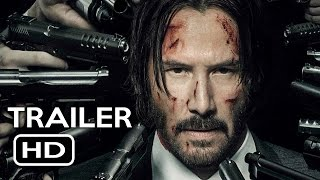 Download John Wick: Chapter 2 Official Trailer #1 (2017) Keanu Reeves Action Movie HD Video