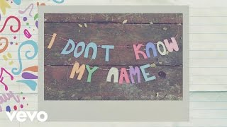 Download Grace VanderWaal - I Don't Know My Name (Lyric) Video