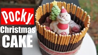 Download Japanese Christmas POCKY Cake - You Made What?! Video