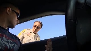 Download San Bernardino County Sheriff's Deputy Caught on Camera Video
