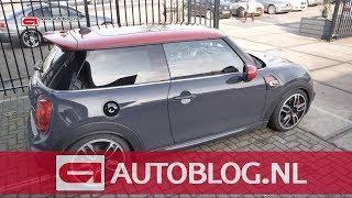 Download Mijn Auto: MINI Cooper JCW (299 pk) van Roef Video