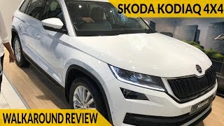 Download Skoda Kodiaq Hindi Review   Skoda Kodiaq Interiors And Features Video