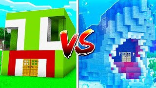 Download UNSPEAKABLE HOUSE vs JAWS SHARK HOUSE! Video