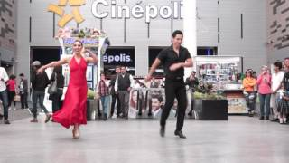 Download Dirty Dancing The Time of my Life Flashmob Paseo Acoxpa Video