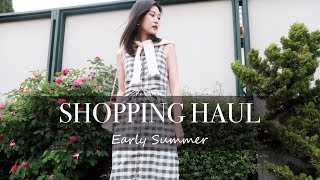 Download 初夏购物分享 Early Summer Shopping Haul | ZARA Uniqlo & Other Stories Topshop Mango Video