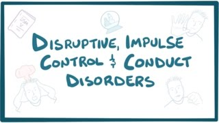 Download Disruptive, impulse control, and conduct disorders Video