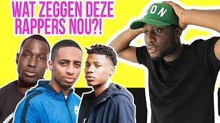 Download WAT ZEGGEN DEZE RAPPERS NOU?! Afl. 1 Video