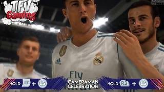 Download FIFA 18 ALL CELEBRATIONS TUTORIAL | Xbox and Playstation Video