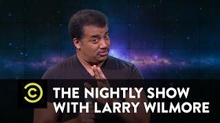 Download The Nightly Show - Neil deGrasse Tyson Slams Flat-Earth Theorist B.o.B Video