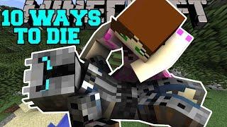Download Minecraft: MOST INSANE DEATHS! - 10 WAYS TO DIE - Custom Map Video