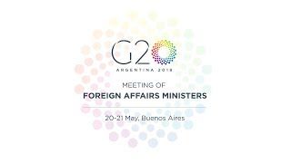 Download Press conference - Meeting of Foreing Affairs Ministers Video