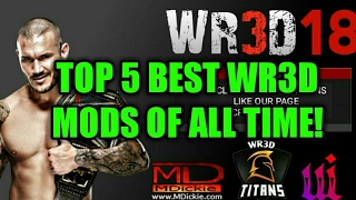 Download WR3D MODS | TOP 5 WR3D MODS OF ALL TIME | MT GAMING Video