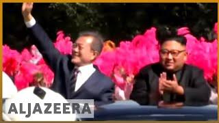 Download 🇰🇷 🇰🇵 South Korean leader in Pyongyang to reboot nuclear talks   Al Jazeera English Video