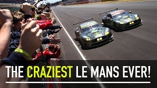 Download We Witnessed The Craziest Le Mans 24 Hours Ever Video