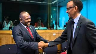 Download Mu Buholandi kagame yemeye inkunga y'ibikoresho byo gutera u Burundi Video