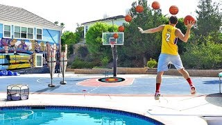 Download ONCE IN A LIFE TIME BASKETBALL TRICKSHOTS OMG Video