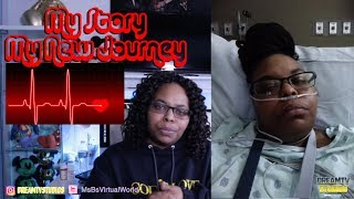 Download I Had A Heart Attack at The Age of 42! My Story My New Journey:VLOG #1 Video