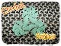 Download วิธีถักต่อดอกโครเชต์|โครเชต์กังหันลม| ถักลายกังหันลม | Granny Square Crochet |Crochet motif square Video