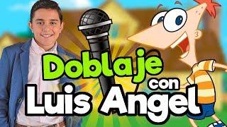 Download FANDUB (Doblaje Phineas y Ferb) con Luis Angel Gomez/ Memo Aponte Video