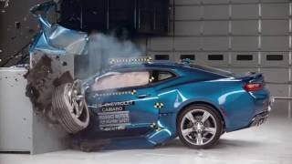 Download IIHS Muscle Car Crash Tests Video