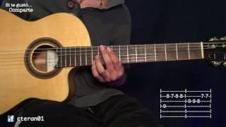 Download La Villerita - Horacio Guarany Tutorial Guitarra Video