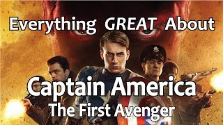 Download Everything GREAT About Captain America: The First Avenger! Video