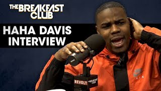 Download Haha Davis Wants Zero Problems With The Breakfast Club, Talks Music, Comedy + More Video