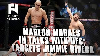 Download Marlon Moraes In Talks with UFC; Targets Jimmie Rivera at UFC 210 Video