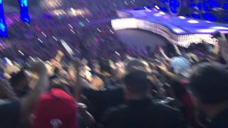 Download Roman Reigns Entrance at Wrestlemania 31 Video