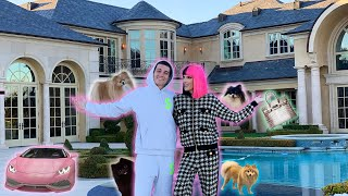 Download Official Jeffree Star DREAM House Tour! Video