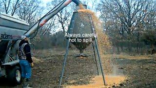 Download Crush Cam 1 / Boss Buck Feeder Refill Video