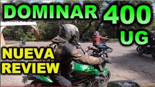 Download REVIEW LA NUEVA DOMINAR 400 UG VALE LA PENA ? BLITZ RIDER Video