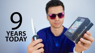 Download iPhone 3Gs Unboxing! 9 Years Old Today! Video