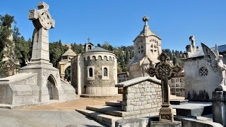 Download Cementerio de Montjuic #Barcelona ① ☦HD 1080p Video