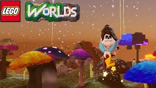 Download Lego Worlds - Fungus Forest [11] Video
