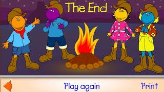 Download Tweenies Interactive Story Game Video
