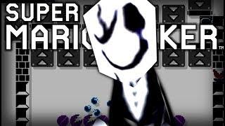 Download Dark, Darker, Yet Darker.... GASTER!!! | Super Mario Maker Course Submissions Video
