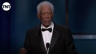 Download Morgan Freeman Roasts Denzel Washington | AFI 2019 | TNT Video