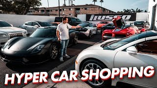 Download HYPER CAR SHOPPING AT iLUSSO! WHAT TO BUY?! Video