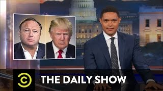 Download Alex Jones: Conspiracy Pusher or Performance Artist?: The Daily Show Video