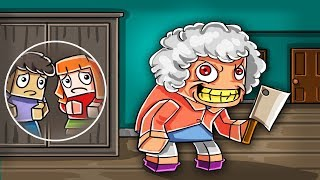 Download Minecraft | GRANDMA.EXE - Escape Psycho Grandparents House! (Evil Grandma) Video
