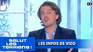 Download Les infos de Vizo - 13/01 - Salut les Terriens Video
