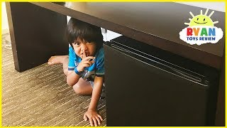 Download HIDE AND SEEK in Hotel Parent vs Kid and Surprise Toys Hunt Video