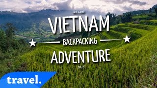 Download Vietnam Backpacking Adventure | Travel Video