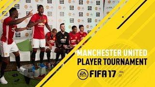 Download FIFA 17 - Manchester United F.C. Player Tournament - ft . Pogba, De Gea, Rooney, Martial Video