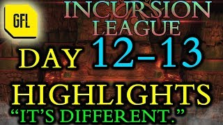 Download Path of Exile 3.3: Incursion League DAY # 12-13 Highlights ″It's different″ Video