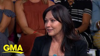 Download Shannen Doherty discusses what to expect from 'Beverly Hills, 90210' reboot l GMA Video