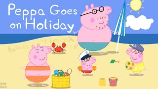 Download Learn Colors, Matching and Counting with Peppa Pig Holiday Video